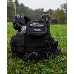 Ballistic tactical vest...